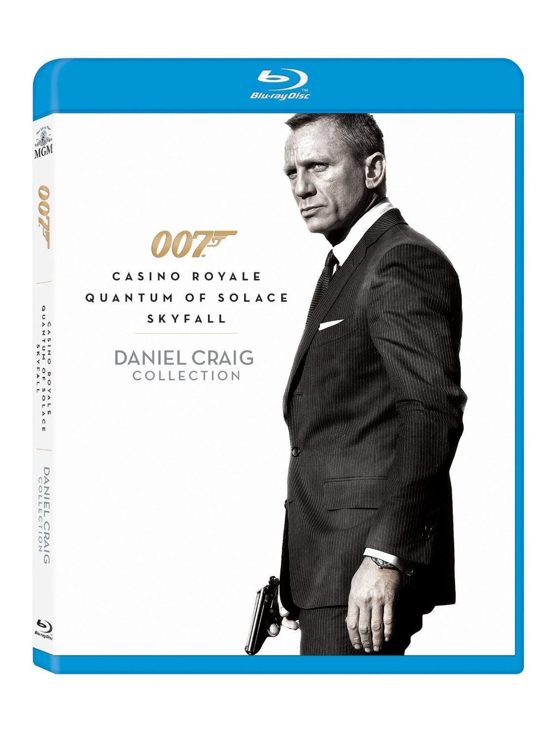Amazon Com 007 Daniel Craig Collection Casino Royale Quantum