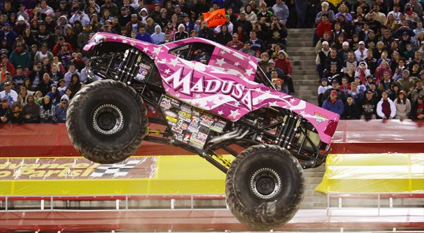 THE OFFICIAL WEBSITE OF MONSTER JAM  Trucks  Madusa  Monster