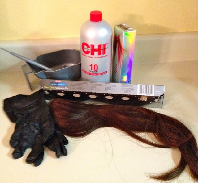 You can color your human hair clip in hair extensions at home by you can color your human hair clip in hair extensions at home by following these easy pmusecretfo Gallery