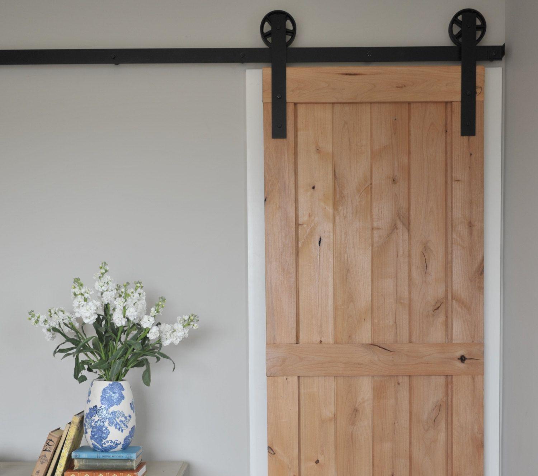 Old Sliding Barn Doors vintage sliding barn door hardwarenwartisanhardware on etsy