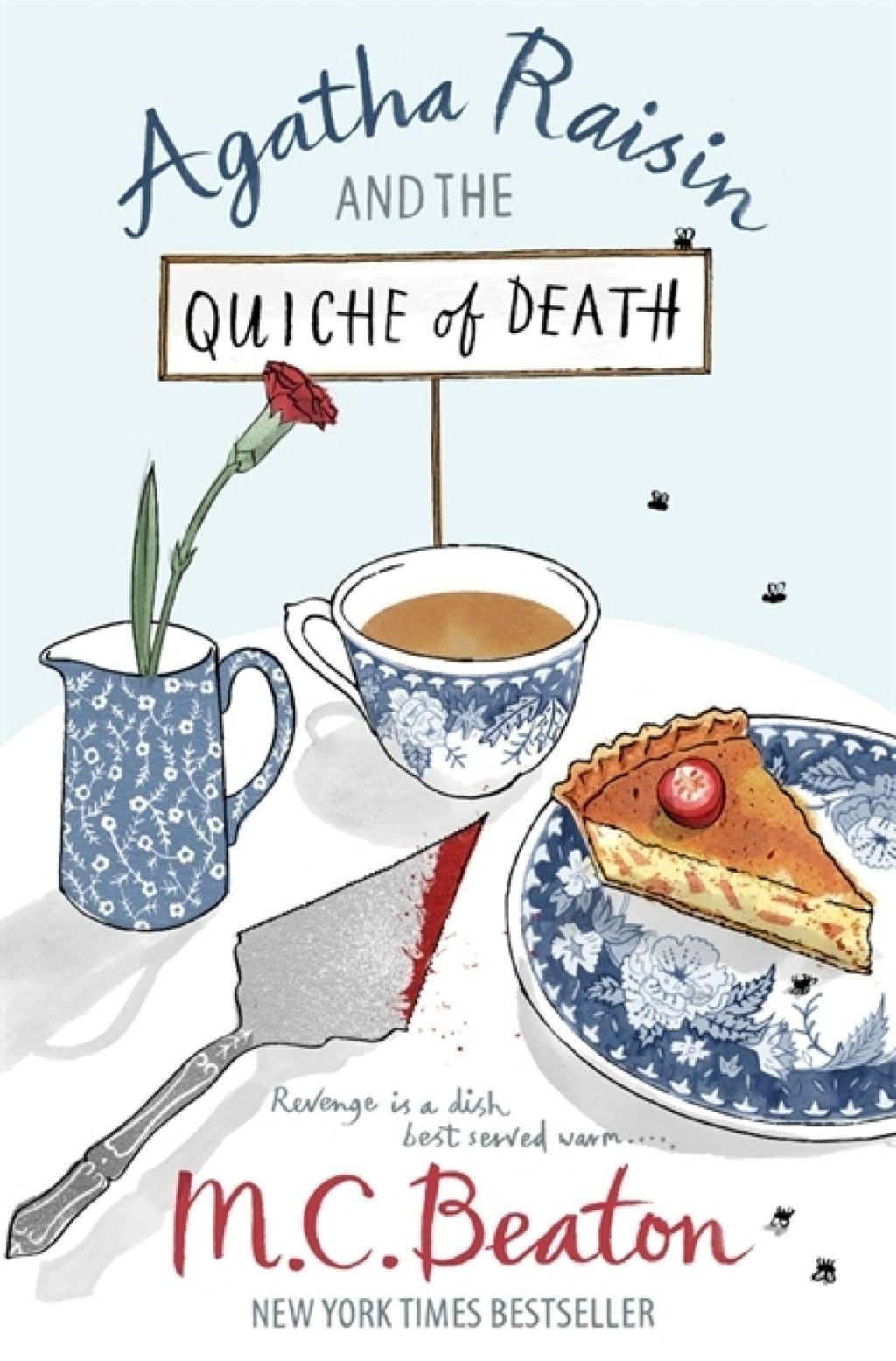 Agatha raisin and the quiche of death ebook agatha