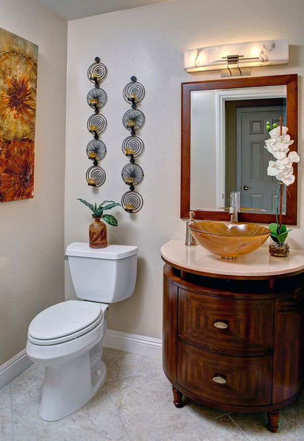 22 Eclectic Ideas Of Bathroom Wall Decor Bathroom Wall Decor