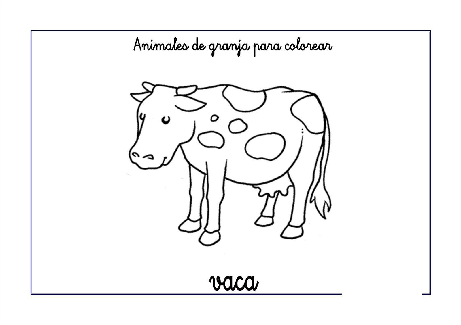 Pin de Ludi Fuertes Garcia en Animales de granja | Pinterest | Vaca ...