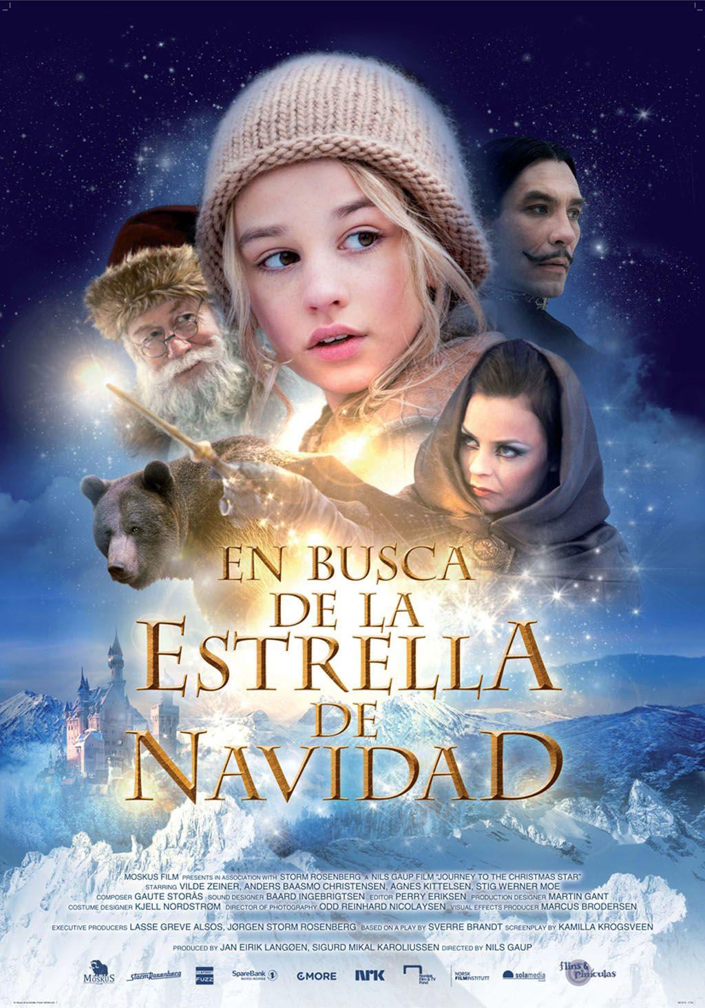 Carátula Cartel de En Busca De La Estrella De Navidad (Reisen Til Julestjernen)