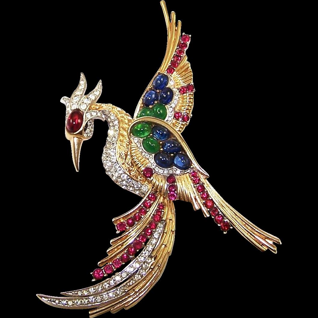 древнеримские украшения с птицами в картинках