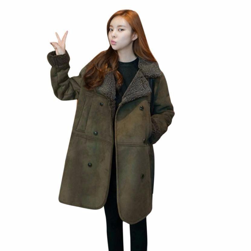 8d86b404046 Women's Lambswool Long Sleeves Heated Jacket #fashion #clothing #shoes  #accessories #womensclothing #coatsjacketsvests (ebay link)