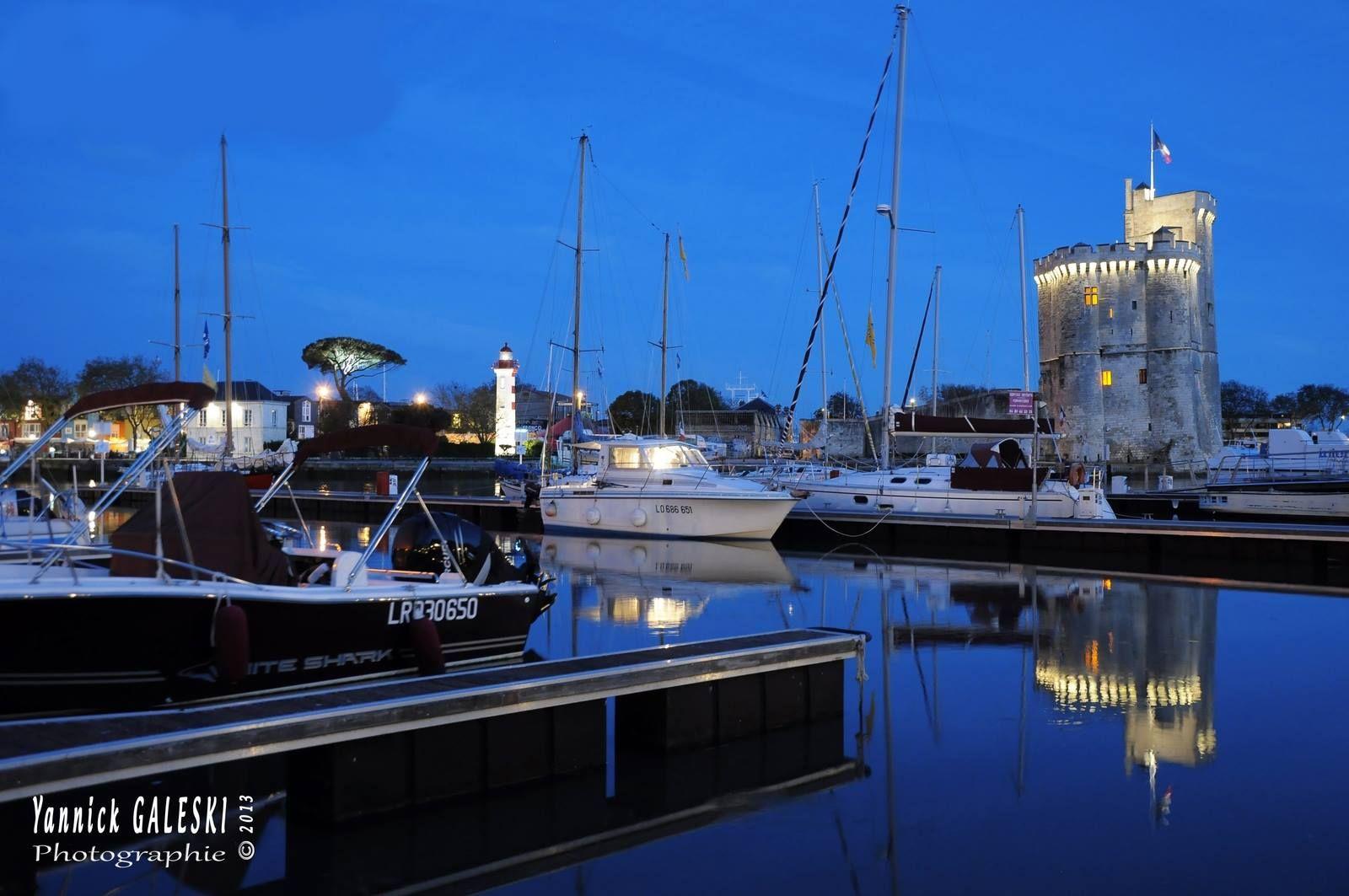 La Rochelle par Yannick Galesky  www.facebook.com/pages/Yannick-Galeski-Photographie/1431298843779264 #larochelle