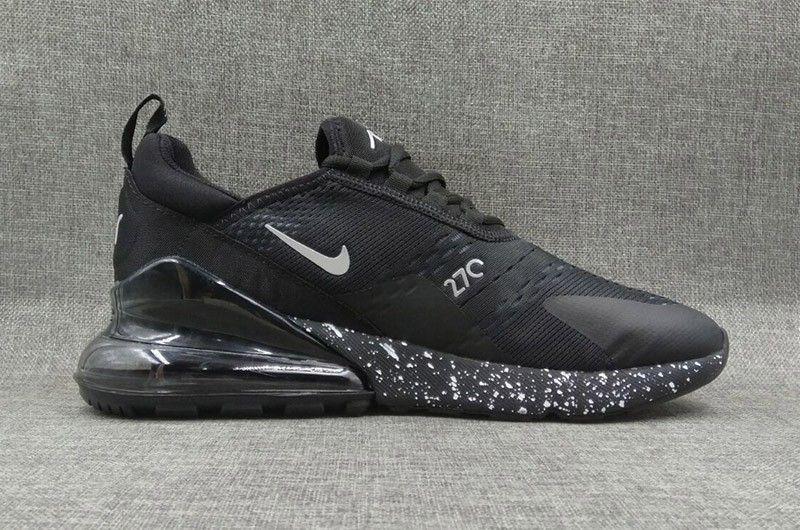 eedff96080 Nike Air Max 270 Flyknit Black White | Nike Sneakers | Nike air max ...
