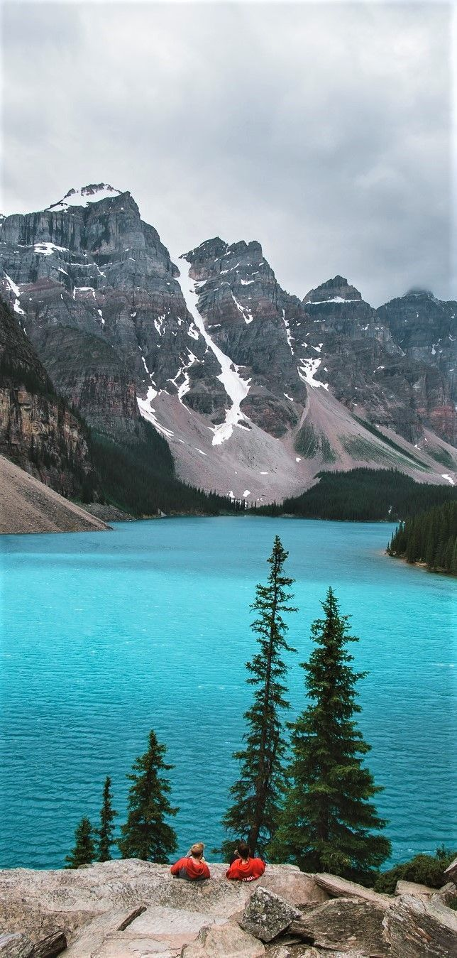 Photo of Incredible Views of Moraine Lake in Banff, Canada Canada Destinations C …