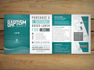 Flyer Design: 50 Brilliant Examples You Can Learn From