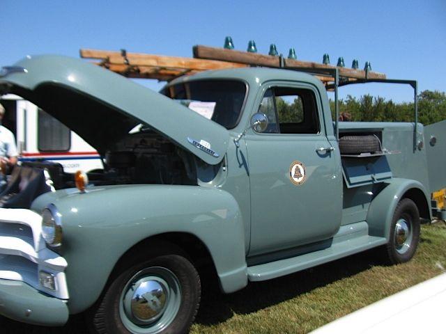 Early 50 39 s chev utilitytrucks trucks utility truck - San marcos craigslist farm and garden ...