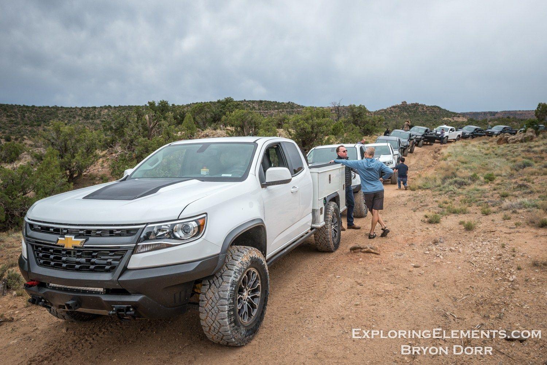Launched Chevy Colorado Zr2 Exploring Elements Chevy Colorado
