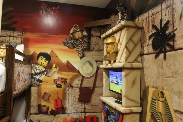 Legoland Florida Adventure Room