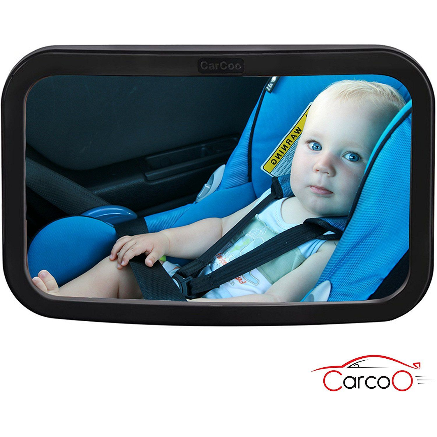 Baby Car Mirror By CarCoo