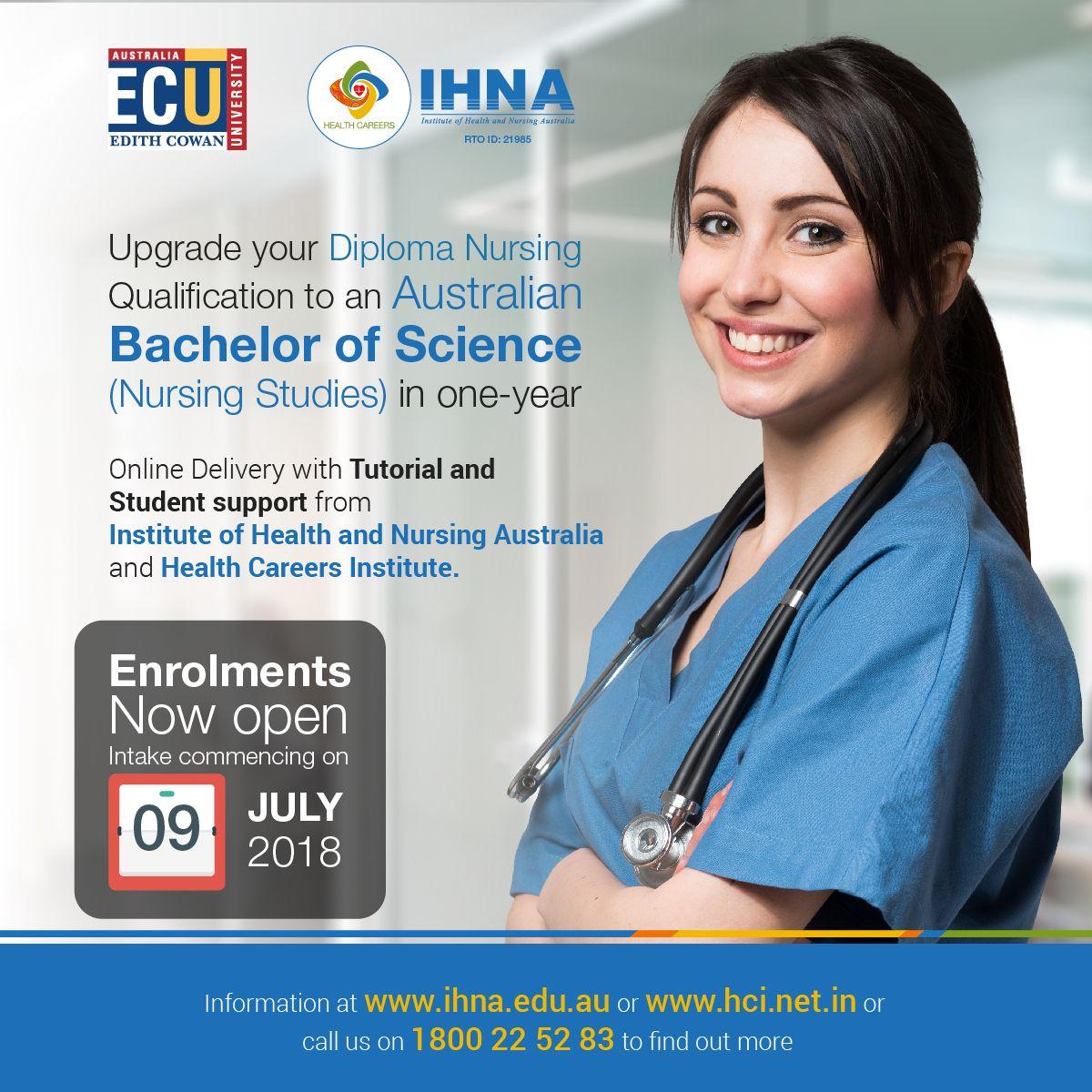 Bachelor of Science Nursing Health careers, Bachelor of