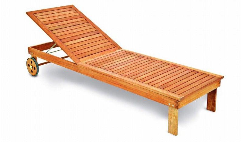 Sonnenliege holz  Holz Gartenliege direkt bestellen bei meingartenversand.de | sauna ...