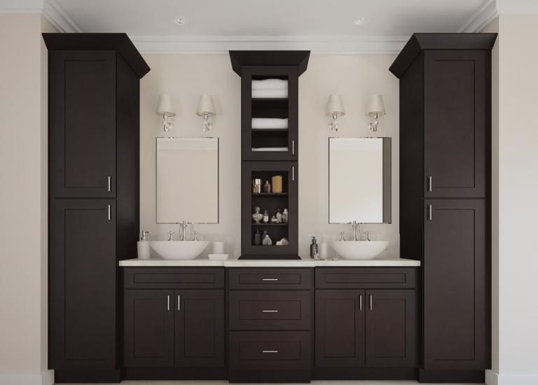 Charming Bathroom Cabinets 85 For Your