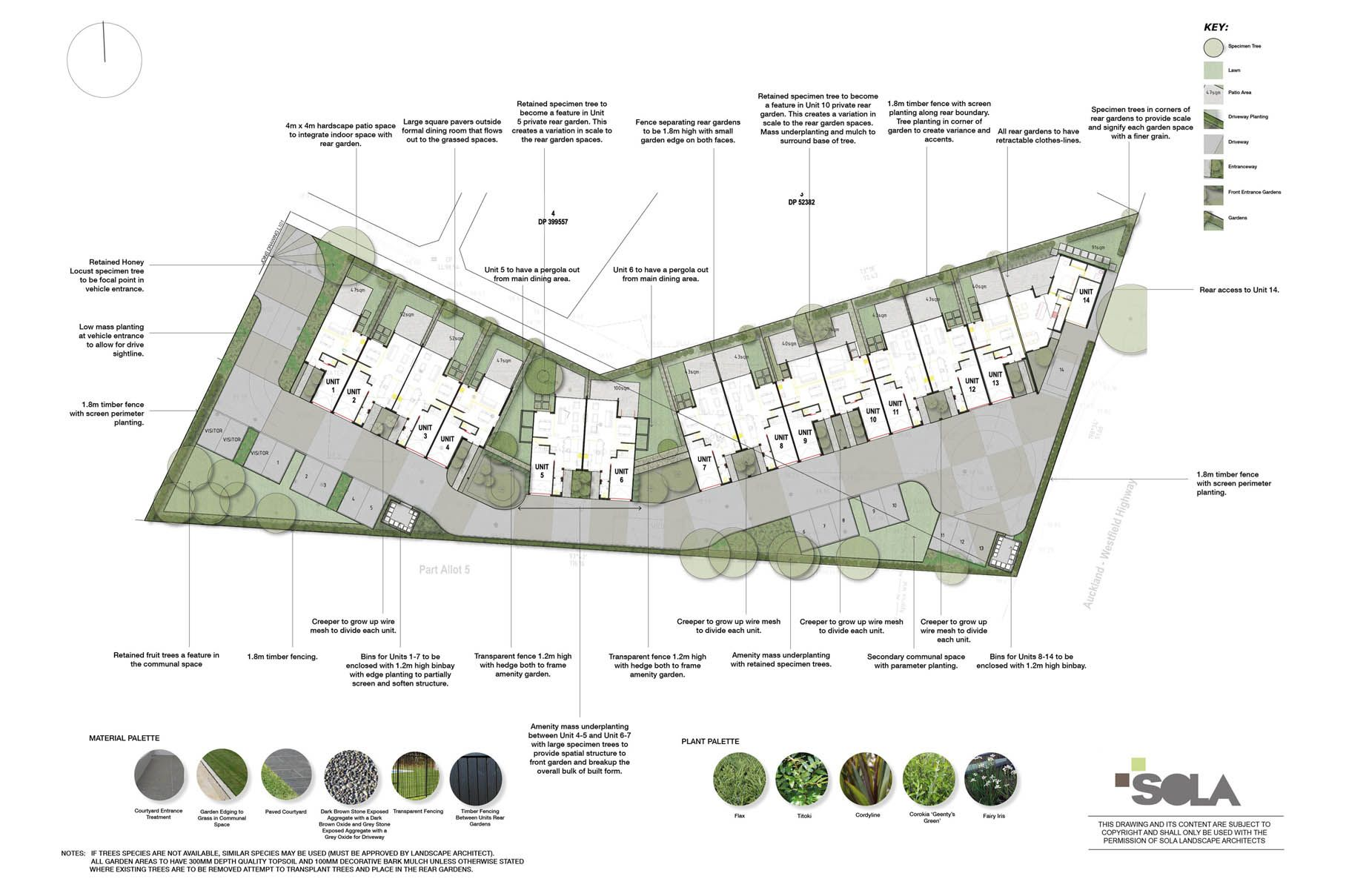 SOLA Landscape Architecture Auckland (With images