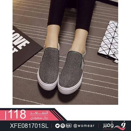 4f28a8483 #حذاء #كاجوال من احدث صيحات الموضة #احذية #عصرية #موضة #فاشون #جزم #نسائية # بنات #جامعة #دوام #صبايا #شوزات