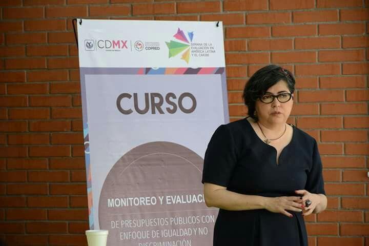 Curso de monitoreo de presupuestos públicos con enfoque de igualdad y no discriminación.