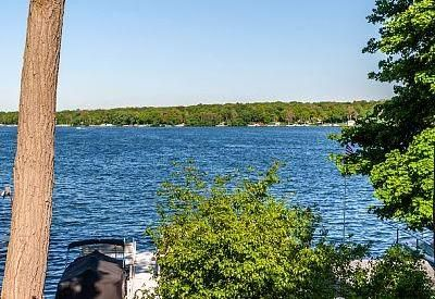 Geneva Lakes Area - Luxury Delavan Lake House - Incredible Views - Custom Built