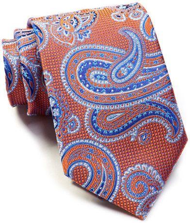 Nordstrom Perfect Paisley Silk Tie