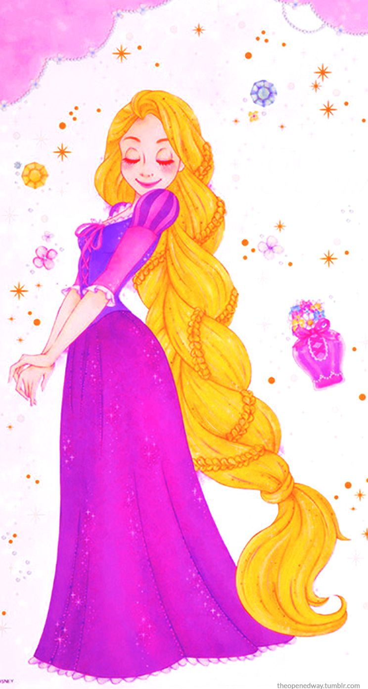 Rapunzel iphone wallpaper tumblr - Some Mountains Are Slain Disney Princess Iphone Wallpapers