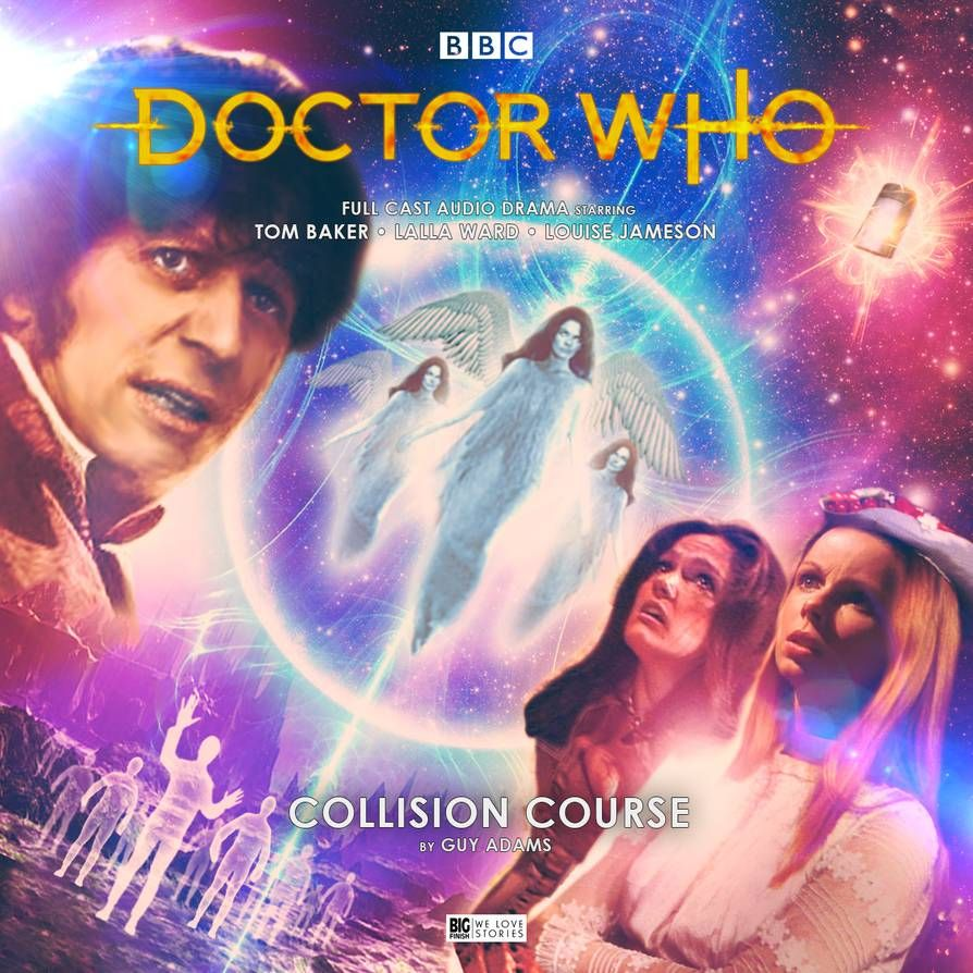 06 Collision Course By Https Www Deviantart Com Megaplumfinity On Deviantart Collision Course Audio Drama Doctor Who