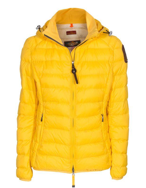 PARAJUMPERS Juliet Yellow Jacket