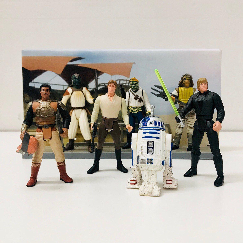 Halfpintsalvage shared a new photo on | Vintage Star Wars