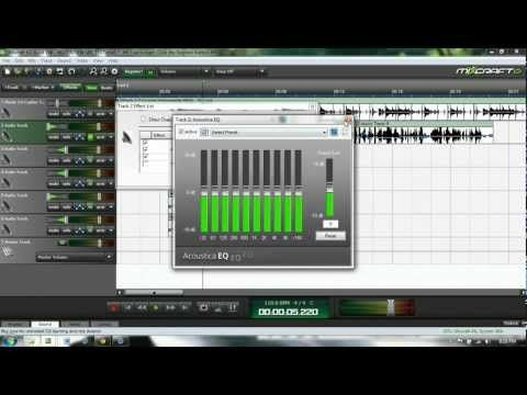 MIXCRAFT HOW TO - TIPS - RECORDING - MASTER - EQ - REVERB