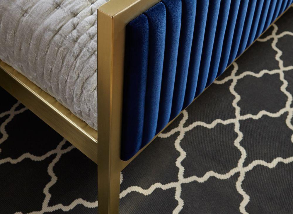 Addison Metal Bed Frame Metal Bed Frame Metal Beds Bed Frame