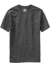 Charcoal crew neck t shirt original 2157927