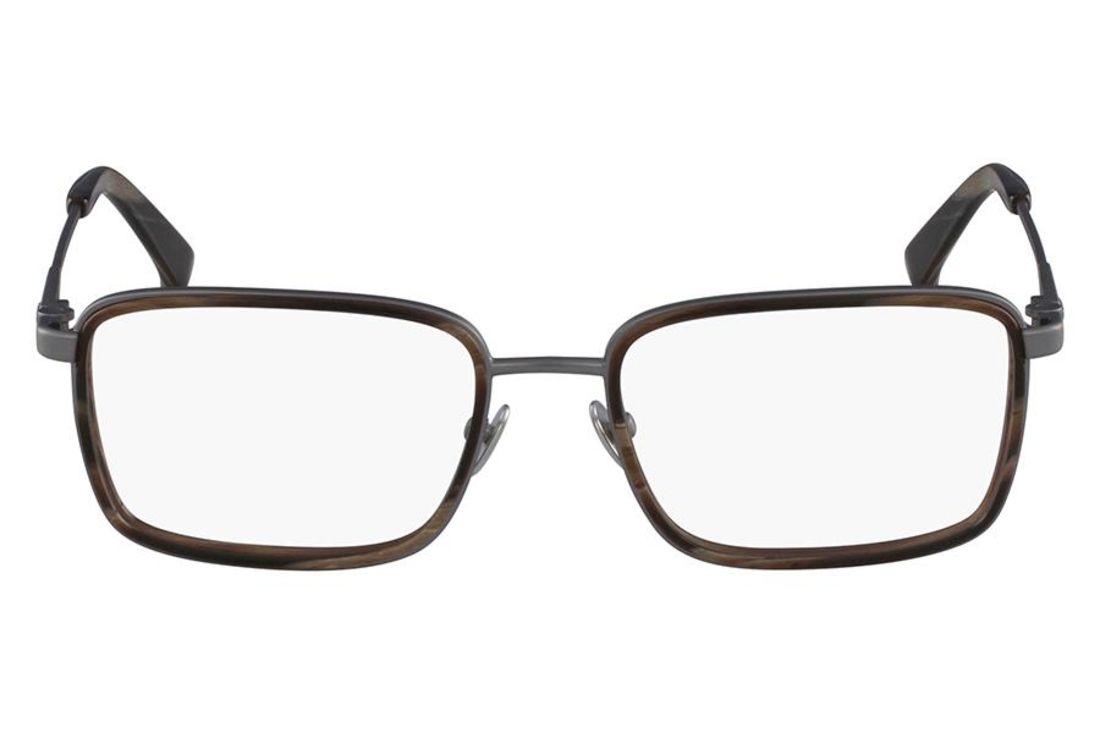 Oculos De Grau Calvin Klein Ck8059 015 54 Titanio Oculos De Grau