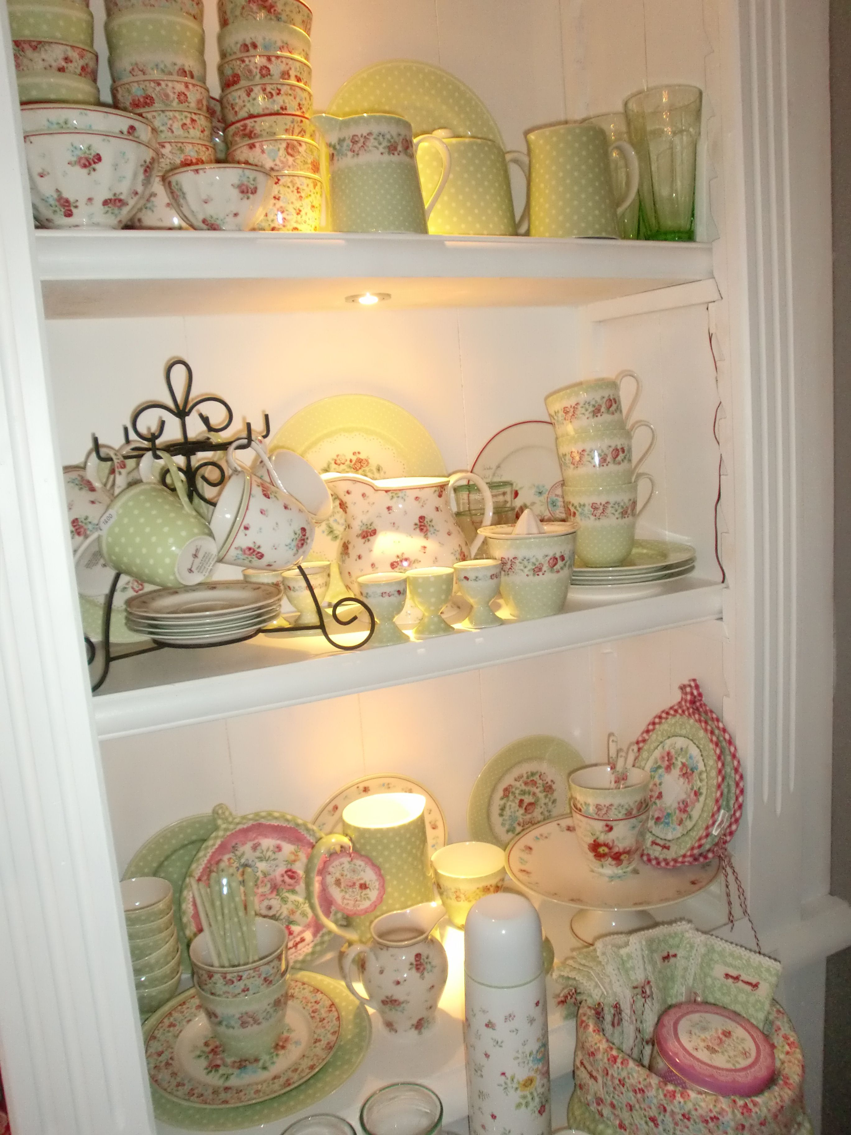 GREENgate from Ideen, Pastell