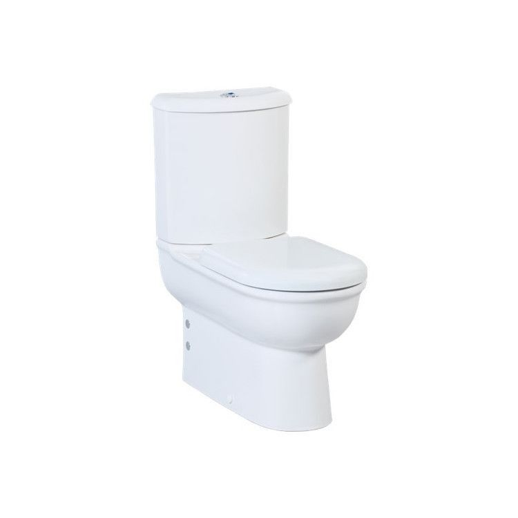 Creavit Selin Combined Bidet Close Coupled Toilet All In One With