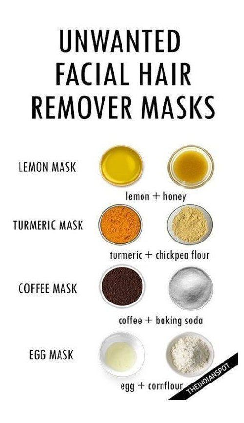 #tumeric #hair #removal #mask #tumerichairremoval