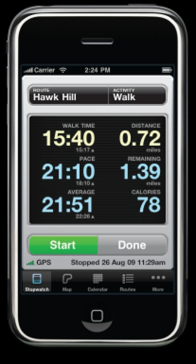 An awesome app to use if you walk for fitness. I use this app! #Mobilityexercises in 2020