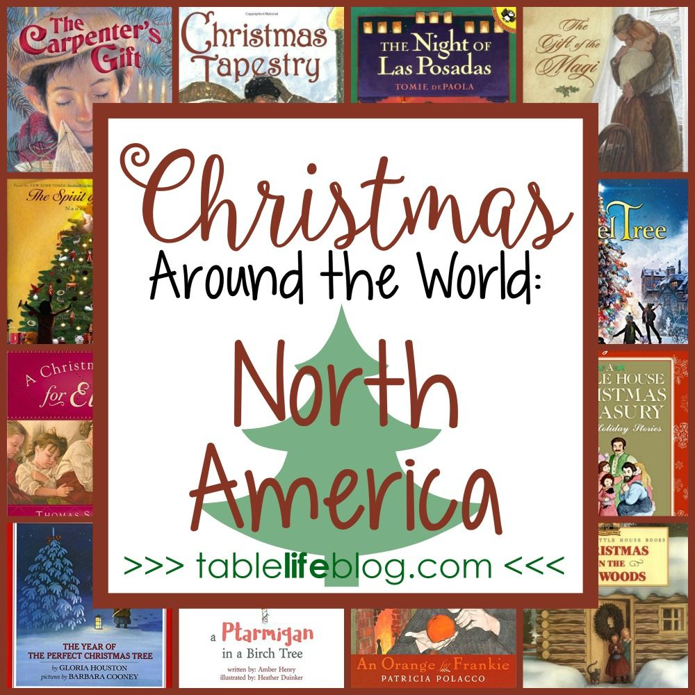 Christmas Around the World in 100 Books Christmas in