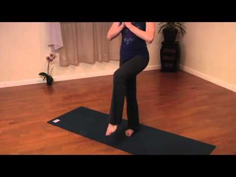 how to do a yoga stork pose  ls  yoga poses