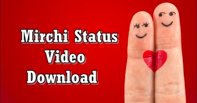 Mirchi Status Video Download Female Version in 2020 ...