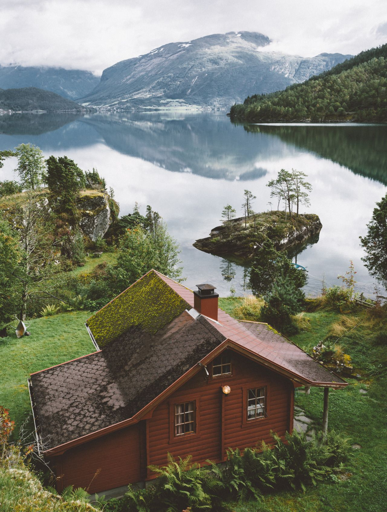 Layers of Norway