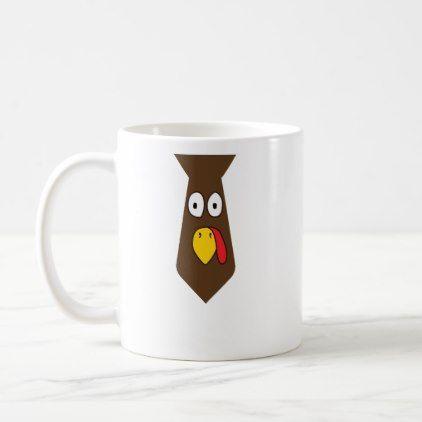 Turkey tie thanksgiving for boy and man gift coffee mug men gifts solutioingenieria Gallery