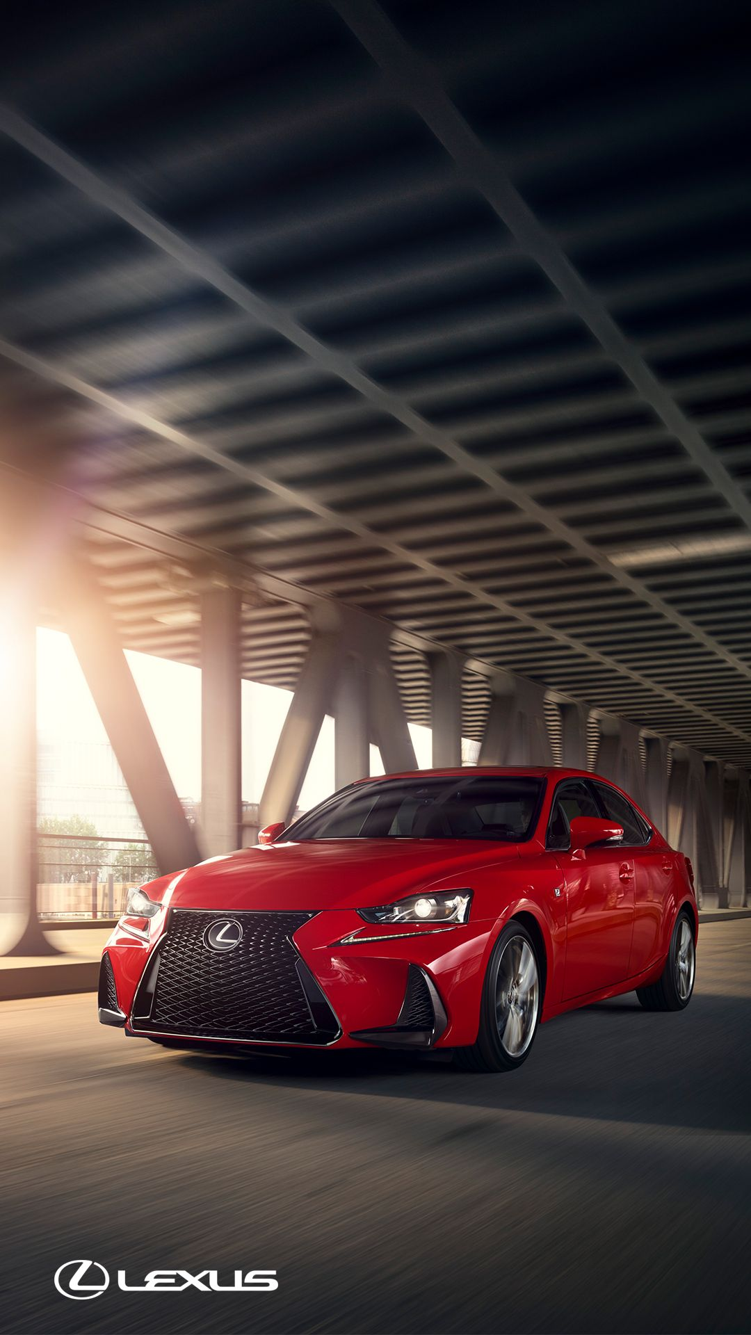 High Quality Aggressive Styling, Dramatic Design And Dynamic F SPORT Tuned Suspension.  Perfectly Untamed For