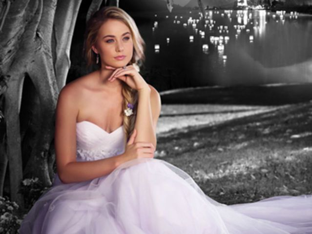 I Got Rapunzels Ravishing Gown Which Disney Princess Wedding Should You Get Married