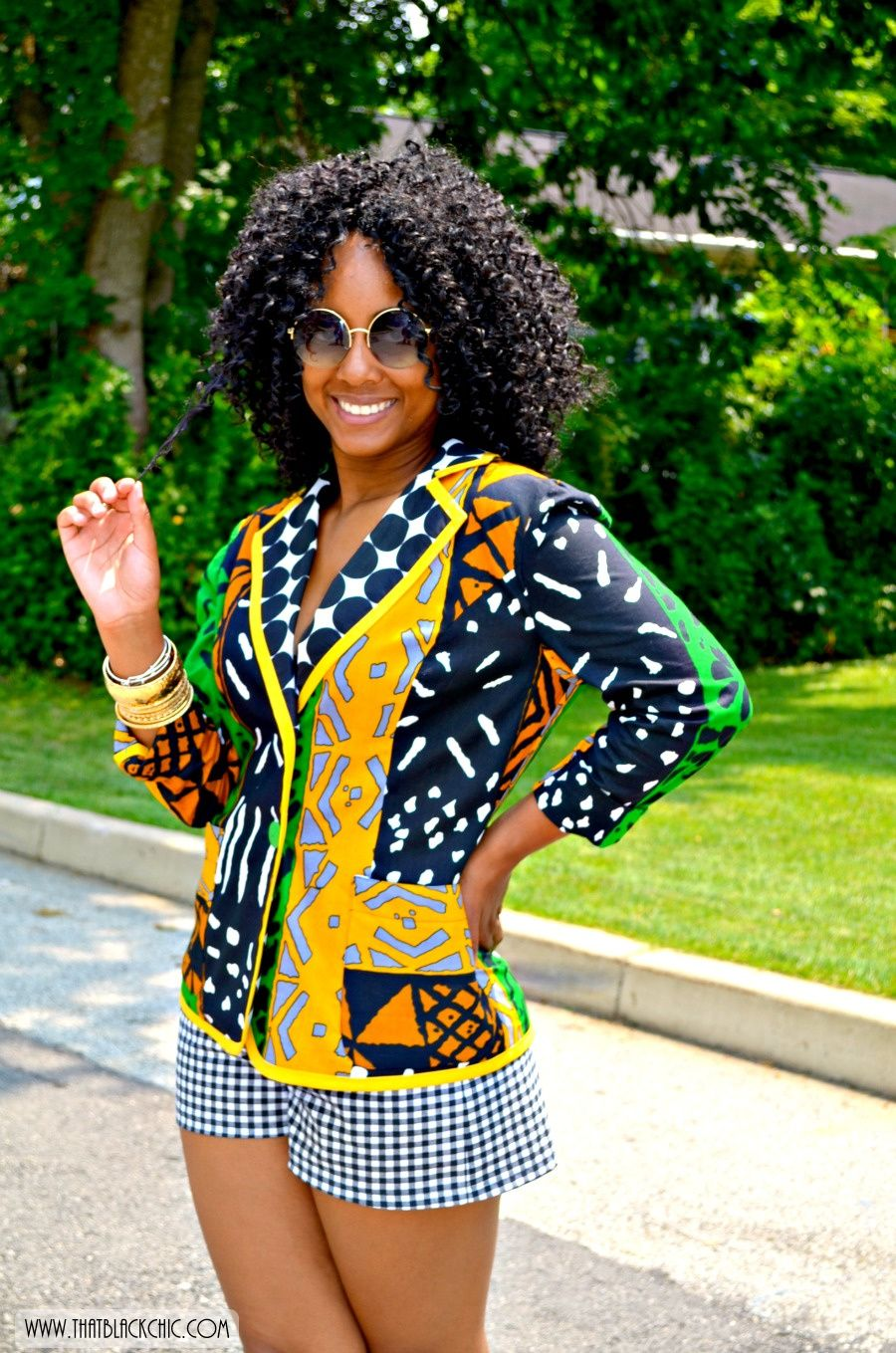 Sew What? Simplicity 1421 Sew-A-Long Blazer....That's What!