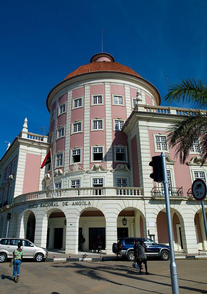 National Bank of Angola - Luanda