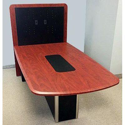 Admirable Vfi Combo Half Round 28 125H X 48W X 85L Conference Table Machost Co Dining Chair Design Ideas Machostcouk