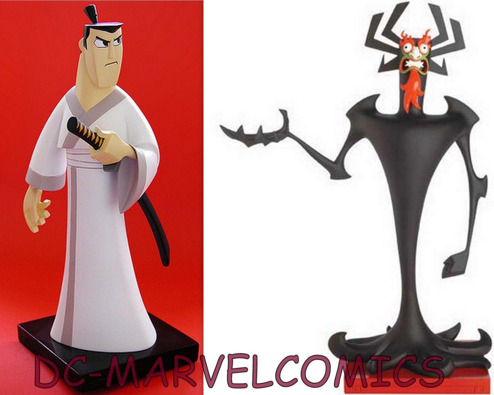 Cartoon Network Samurai Jack Aku