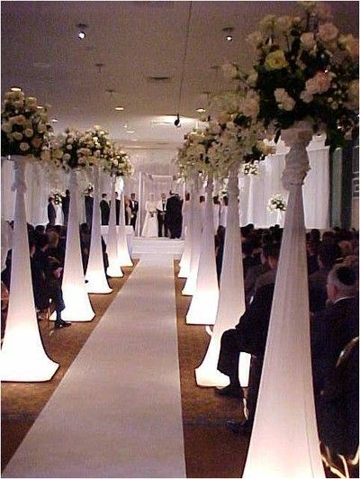 Wedding aisle wedding isle pinterest church decorations church wedding decorations wedding aisle junglespirit Image collections